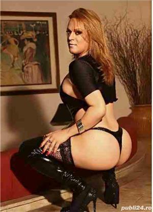 escorte bacau: transexuala feminina aspect fizic placut .